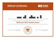 SEMrush SEO Toolkit Exam Answers, SEMrush SEO Toolkit Exam Answers 2020